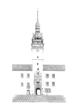 rozhledna Brno – Stará radnice