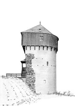 rozhledna Hartenštejn