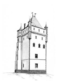 rozhledna Hradec nad Moravicí – Bílá věž