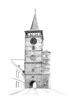 rozhledna Jičín – Valdická brána