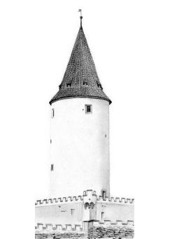 rozhledna Křivoklát – Velká věž