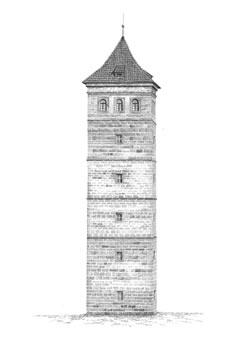 rozhledna Novomlýnská vodárenská věž