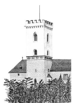 rozhledna Rožmberk – Anglická věž