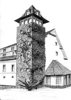 rozhledna Strážiště